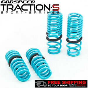 Godspeed Project Traction s Lowering Springs For Acura Integra 1990 93 Da db