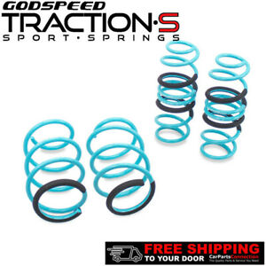 Godspeed Traction s Lowering Springs For Honda Civic Fc 2016 up Ls ts ha 0021