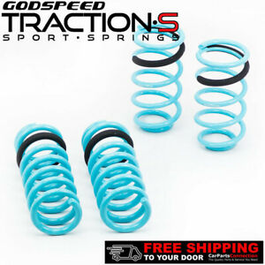Godspeed Traction S Lowering Springs For Ford Mustang 1987 93 Ls Ts Fd 0006 A