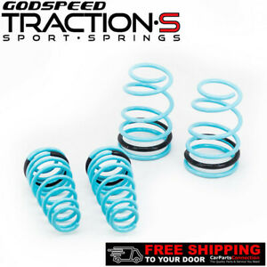 Godspeed Traction S Lowering Springs For Ford Mustang 2011 14 Ls Ts Fd 0003 B
