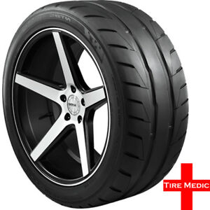 1 New Nitto Nt05 Nt 05 Competition Performance Radial Tires 295 40 18 295 40 R18