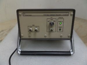 Prfs 102 Efratom Portable Rubidium Frequency Standard
