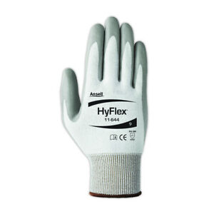 Ansell Hyflex 11644 Hppe Precision Protection Gloves Size 6 12 Pair