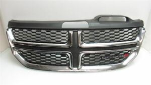 Dodge Journey Grille 68080192aa Upper Grill Oem 11 12 13 14 15 16 17 2011 2012