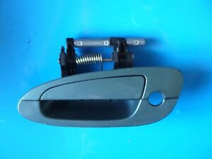 2003 03 Nissan Altima Exterior Front Lh Left Driver s Side Door Handle Seascape