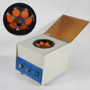 Electric Benchtop Centrifuge Medical Practice 4000rpm Low Noise 6 50ml Best