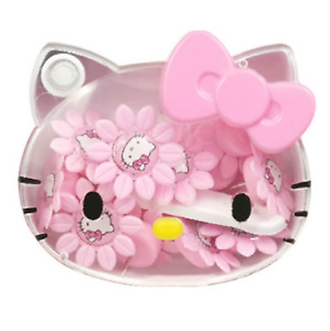 Hello Kitty Flower Pins Thumb Tacks Push Pins Office Thumbtack 12p