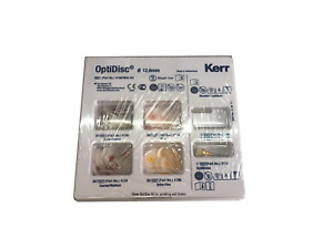 Dental Composite Polishing Finishing Disc Set Optidisc Kerr 4188