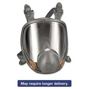 3m Full Facepiece Respirator 6000 Series Reusable 051138541460