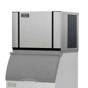 Ice o matic Cim0330ha Elevation Series 305lb Half Cube Air Cooled Ice Machine