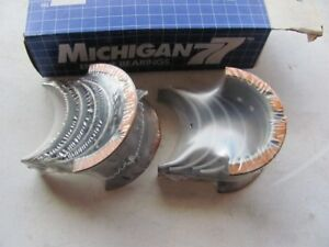Michigan Ms429p 010 Main Bearings Small Block Chevy Sbc Small Journal Only
