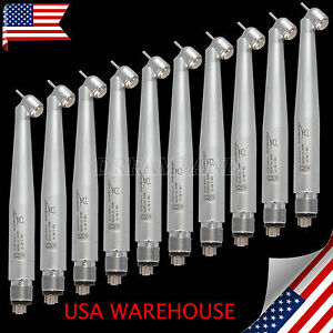10 Nsk Pana Style Dental 45 Degree Surgical High Speed Handpiece Midwest 4h Uuac