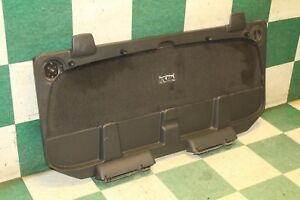 02 13 Avalanche Escalade Ext Bed Dark Grey Black Midgate Mid Gate Cover Pewter