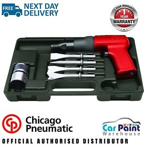 Chicago Pneumatic Cp7110k Heavy Duty Air Hammer Kit Free Uk Next Day Delivery