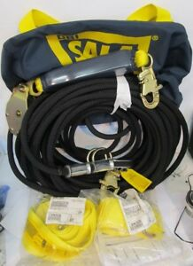 Dbi Sala 7600510 100 Sayline Synthetic Horizontal Kernmantle Lifeline