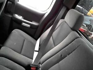 Sier15new 2007 Seat Right Rear Extended Cab Seat Belt