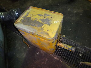 Case 580c Fuel Tank Backhoe Loader 580 580d 580e Super E