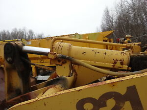 Case 821 Wheel Loader Bucket Tilt Dump Cylinder Hydraulic 821b