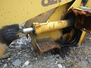 Case 821 Wheel Loader One Hydraulic Lift Cylinder Bucket 821b