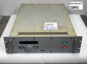 Comdel Cx 5000 Rf Generator 13 56 Mhz 3 5kw Output tested Working