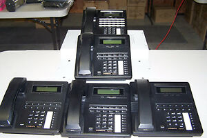 Comdial Jo408 Dsuii System With Five 5 Barely Used Phones Ready To Install