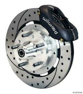 Wilwood Engineering 140 10440 Bd Wilwood Engineering Brake Kit Black Anodize Fi