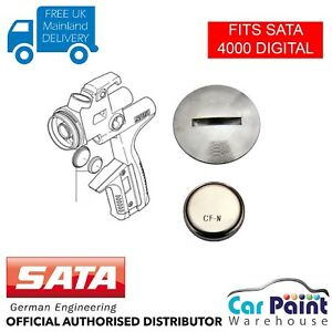 Satajet 4000 B Digital Spray Gun Replacement Battery Kit 165993 Sata Jet