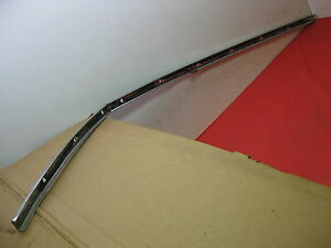 1969 1970 Chevy Impala 2 Door Hardtop Fast Back Right Roof Weatherstrip 5188