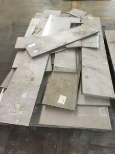 Steel Sheets Assorted Sizes 1 2 To 2 Thick
