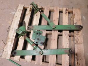 John Deere 520 630 720 Tractor Reproduction 3 Point Hitch Arms 03023
