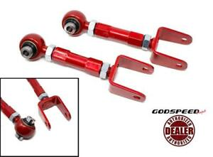 Godspeed Project Rear Front Upper Camber Arms For 16 up Mazda Mx 5 Mx5 Miata Nd