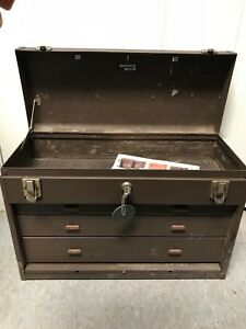 Kennedy 620 Metal Tool Chest Box