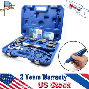 Wk 400 Universal Hydraulic Flaring Tool Set Pipe Expander Fuel Line Tools