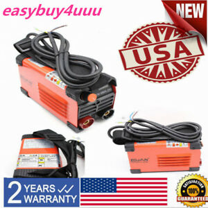 Arc Welder Dc 220v Lcd Stick Inverter Soldering Welding Machine Tool Tig Welders