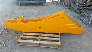 Case 580 N Backhoe Boom In Excellent Condition