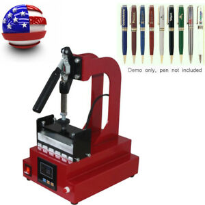 usa pro Digital Ballpoint Pen Heat Transfer Machine Pen Heat Press Printing Lcd