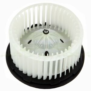 Abs Plastic Heater Blower Motor W Fan For Gmc Chevy Cadillac Hummer