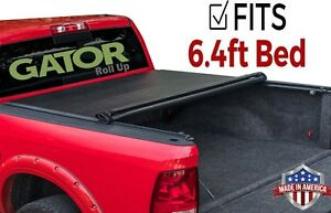 Gator Etx Roll up fits 2019 And Up Dodge Ram 6 4 Ft Tonneau Bed Cover No Rb
