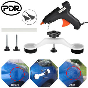 Pdr Puller Kit Tools Diy Dent Ding Damage Removal Repair Car Auto Bodywork Panel