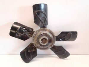 2000 Dodge Ram 2500 Van Fan Clutch W Blade Oem 458334