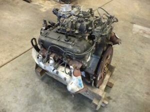 13 Chevy Silverado 1500 Engine 4 3l Vin X 8th Digit Opt Lu3 563707