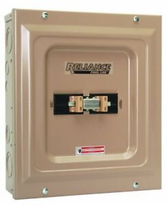 Reliance Controls Corporation Tca0606d Panel link