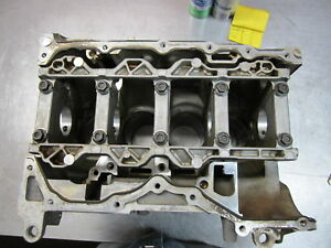 Blj10 Bare Engine Block 2008 Ford Fusion 2 3 6m8g6015ad
