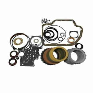 Jw Performance Trans 10110 Transmission Overhaul Kit Powerglide Master W teflon