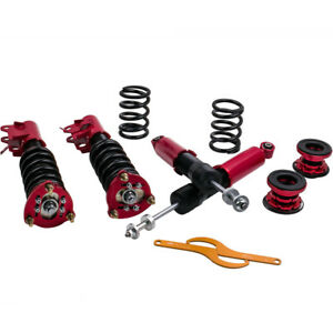 Tuning Coilover Coil Spring Struts For Honda Civic 2006 2011 Adj Height Kits