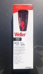 Weller Psi100k Super pro Self igniting Cordless Butane Soldering Iron Kit New