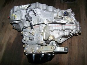 01 03 Toyota Rav4 4x2 5 Speed Manual Transmission 37kmi Tranny Front Drive