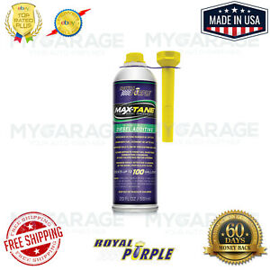 Royal Purple 11755 Max Tane Diesel Fuel Injection Cleaner Cetane Booster