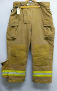 42x29 Pants Firefighter Turnout Bunker Fire Gear