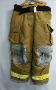 Pants Firefighter Turnout Bunker Fire Gear Glove Firefigther Suits